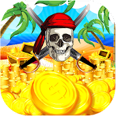 Pirates Battle Coin Hunt Dozer