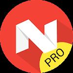 N Launcher Pro - Nougat 7.0 Icon
