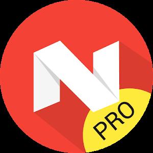 N Launcher Pro - Nougat 7.0 APK Cracked Download