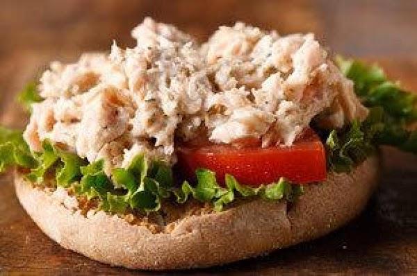 Herbed Tuna Salad Recipe