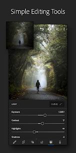 Adobe Lightroom MOD APK (Premium Unlocked) 1