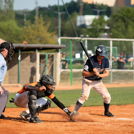 by Vladimir Gergel - Sports & Fitness Baseball