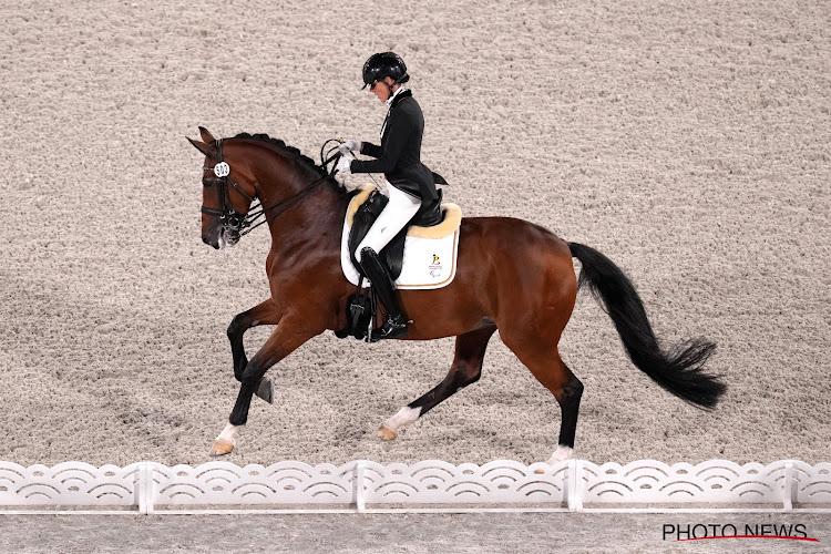 België heeft een paralympische kampioene: Michèle George verovert gouden medaille in de testwedstrijd!