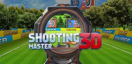 Shooting Master 3D- Free Professional Sniper Games APK poster