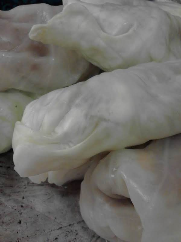 Stuffed Cabbage Rolls (a Light Recipe)