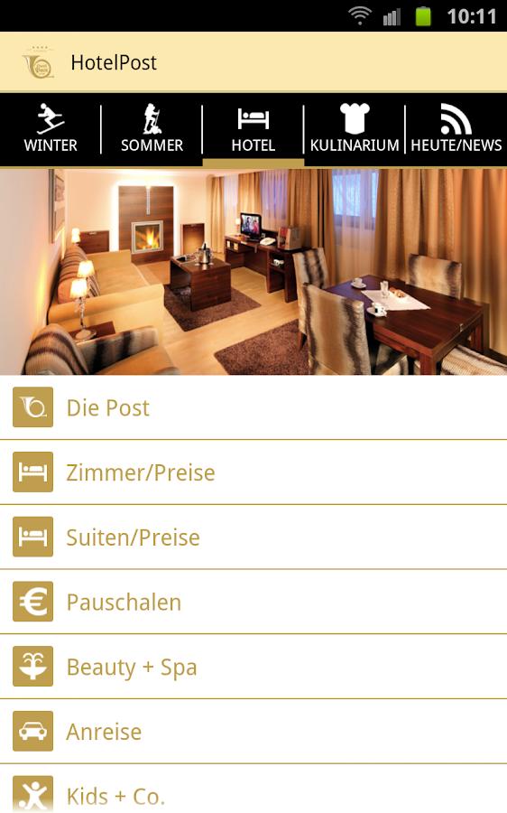 Hotel Post Ischgl- screenshot