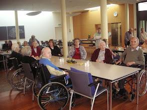 Photo: Auch Gehbehinderte sind willkommen