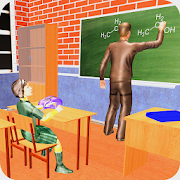 Virtual High School Teacher Life Simulator