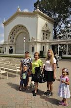 Photo: San Diego - Balboa Park - Concert area