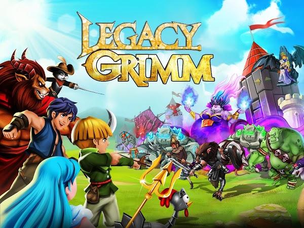 Legacy Grimm v1.0.8 (Mod)