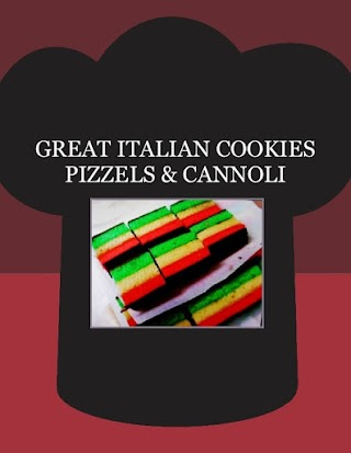 GREAT ITALIAN COOKIES PIZZELS & CANNOLI