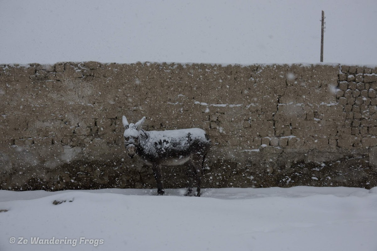 Travel to Tajikistan Pamir Highway and Wakhan Corridor // Snowstorm Alichur