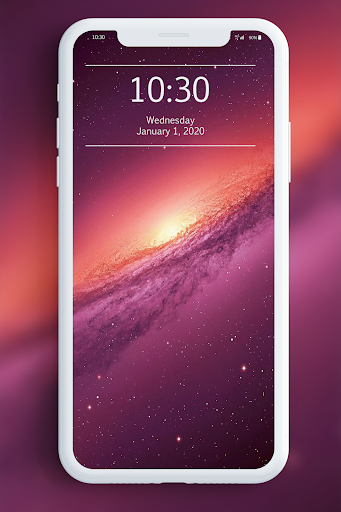 Galaxy Wallpaper 1.0 screenshots 6