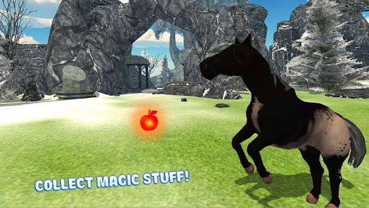 Wild Horse Quest 3D screenshot 1