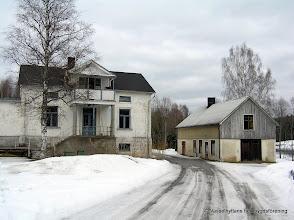 Photo: Affär, Storå Hyttbleck 2006. F.d. Franssons affär