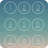 Keypad Lock Screen Iphone Lock