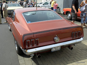 Photo: Ford Mustang Mach I