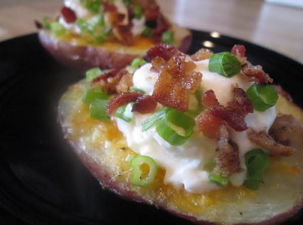 Breakfast Baked Potato Recipe