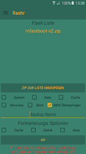 [ROOT] Rashr - Flash Tool v2.3.10