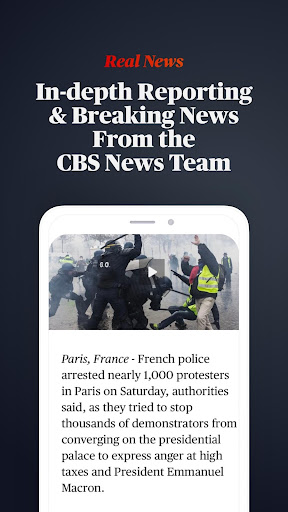 CBS News screenshot 4
