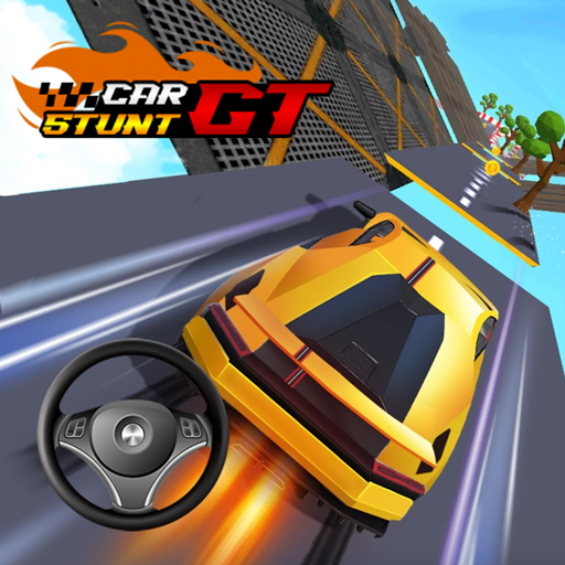 Car Stunt 3D Racing: Mega Ramps