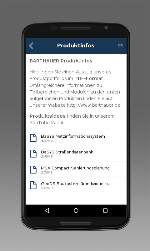 BARTHAUER- screenshot