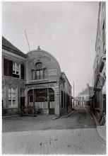 Photo: 1910 Hof van Holland, station van de Stoomtram