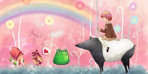 Pink Fairy Girl Dream screenshot 3