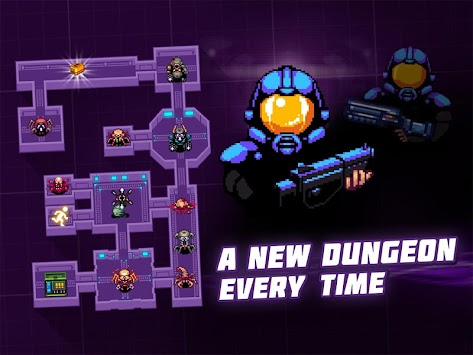 dead shell: the dungeon of the dead apk screenshot