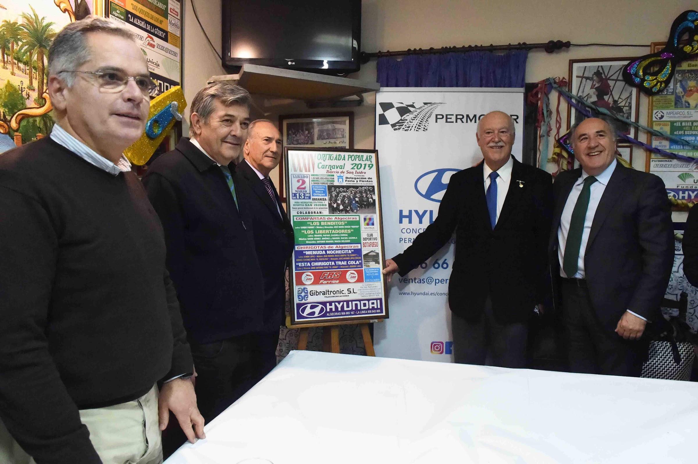 La Peña San Isidro presenta la XXXIV Ortigada Popular