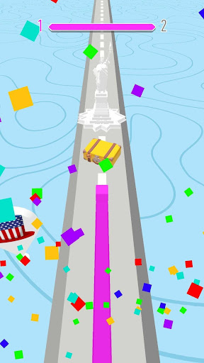 Colour Adventure: Draw and Go apkpoly screenshots 1