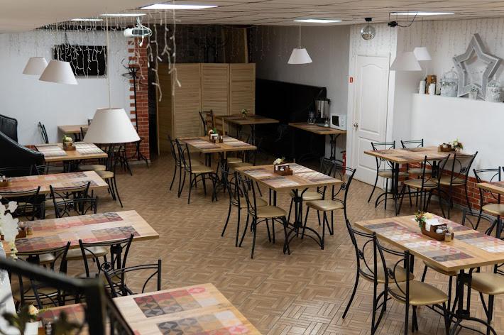 Фото №8 зала Кафе-Кафе