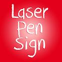 LaserPenSign icon