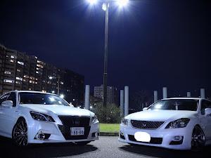 クラウンアスリート AWS210のカスタム事例画像 kurumi(姉貴)【王冠】さんの2020年03月30日13:24の投稿