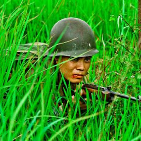 by Hendrik Santoso Gutom - Professional People Military