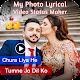 My Photo Lyrical Video Status Maker Download for PC Windows 10/8/7