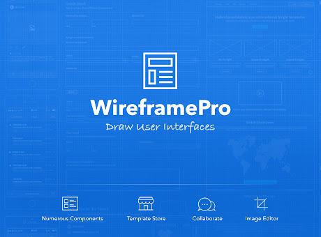 WireframePro GDrive