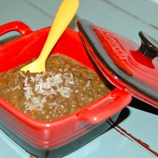 Indian-Spiced Lentil Soup