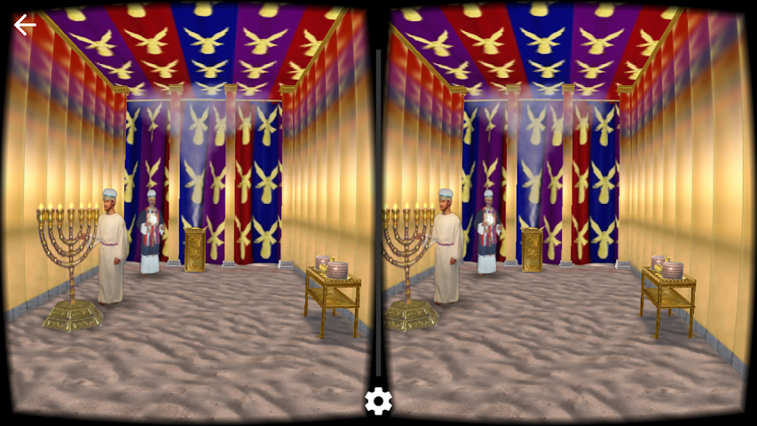 android The Virtual Tabernacle Screenshot 0