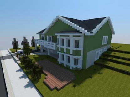 Modernes Haus Fur Minecraft Apps Bei Google Play