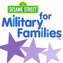 Sesame for Military Families icon