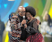 Marah Louw and   legend award winner Lebo M performed the iconic Circle of Life.
