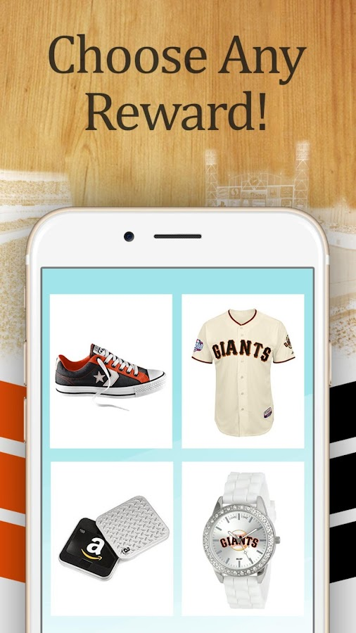 San Francisco Baseball Rewards- screenshot