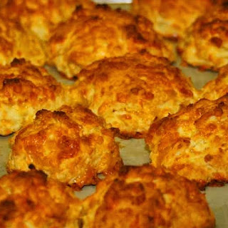 Cheddar Drop Biscuits