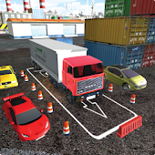 USA Euro Truck Parking Simulator - Learn to Drive