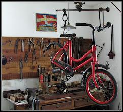 Photo: Cykelværksted