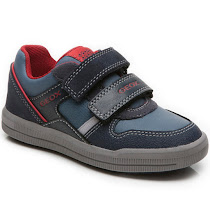 Geox Junior Arzach Trainer KID VELCRO