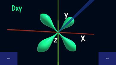 Virtual Orbitals 3D Chemistry screenshot thumbnail