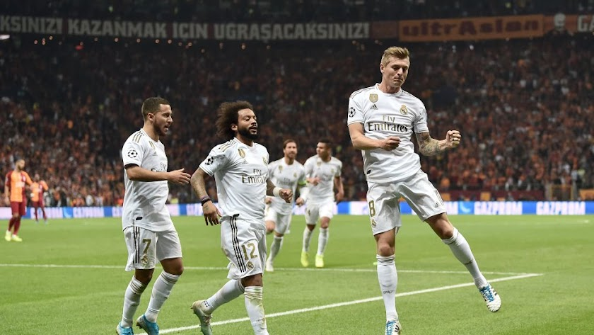 Gol de Kroos.