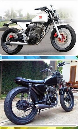 modified 100 cb motorbike design 5.0 screenshots 2